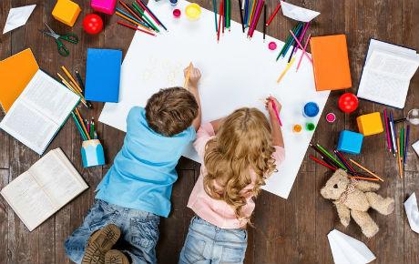 Niños sin clases ¿Cómo organizar la estadía en casa?