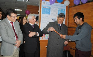 Treinta proyectos formaron parte de la Primera Feria de Innovación en Salud de la Facultad de Ciencias de la Salud.