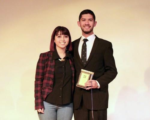 Esta es la quinta vez que un sebastiano de Concepción recibe el reconocimiento.