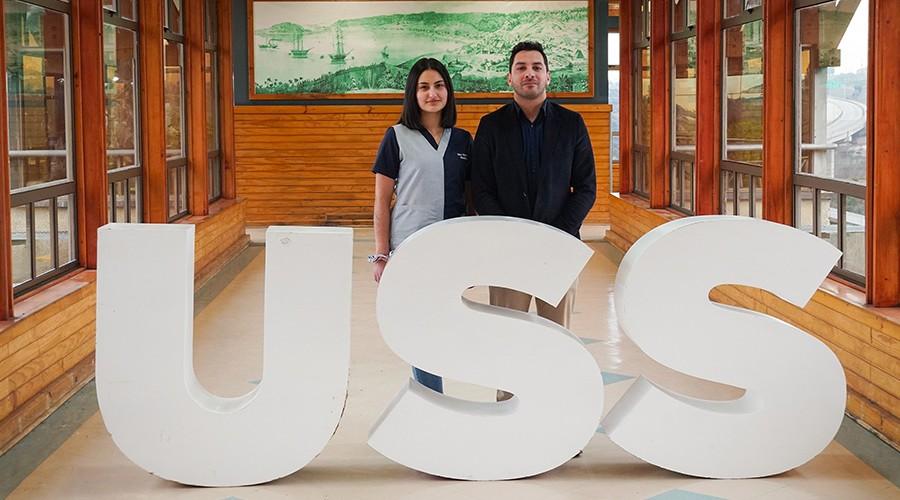 Estudiante de Kinesiología inicia intercambio académico en Universidad Pública de Navarra