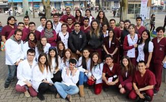 Treinta y ocho alumnos y  seis académicos dieron vida a la actividad.