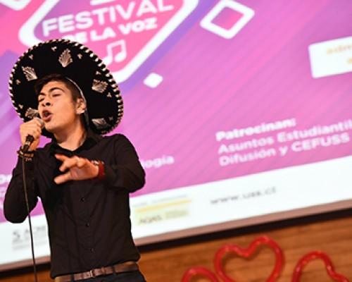 Liceo Armando Robles ganó Festival de la Voz USS en Valdivia