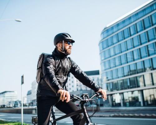 Qué significa que una ciclovía sea ergonómicamente apta