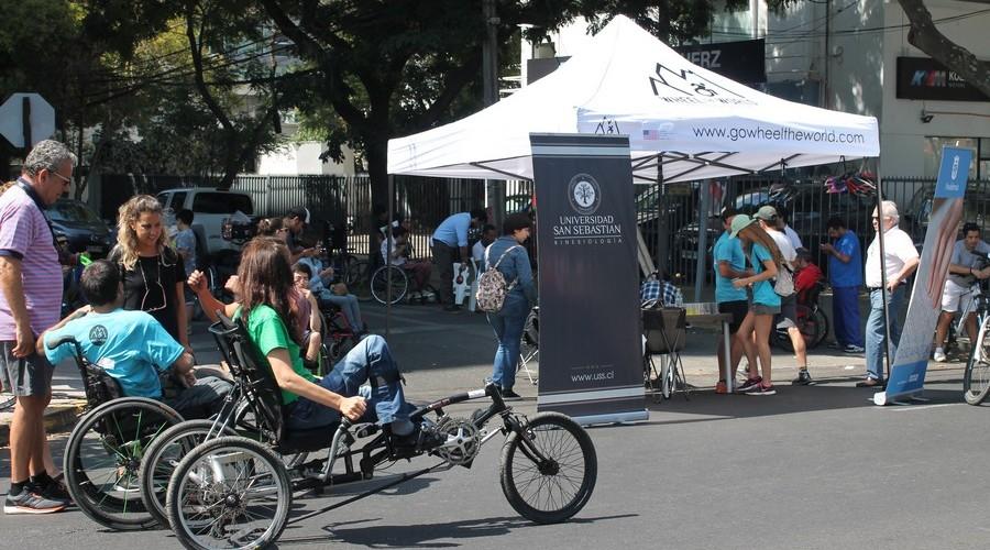 Santiago Cycling