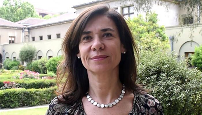 Maria Felisa Palacios Decana Ciencias de la Salud
